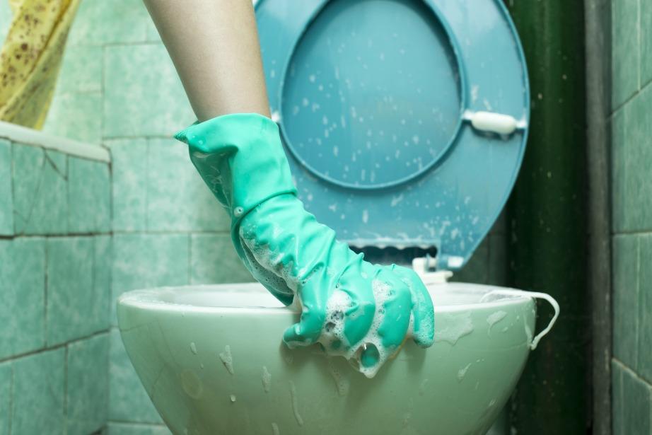 Ένα καθαρό μπάνιο είναι ο καθρέπτης του σπιτιού αλλά και των οικοδεσποτών.