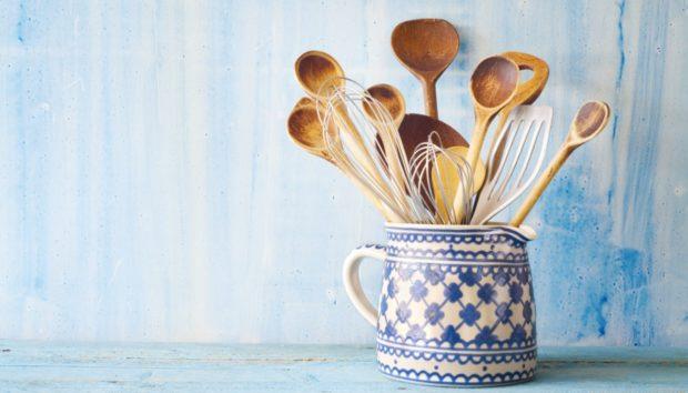 Δείτε 7 Έξυπνους Τρόπους για να Χρησιμοποιήσετε τα Εργαλεία της Κουζίνας