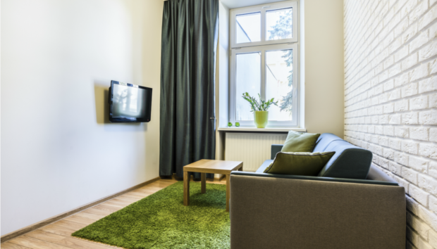 Δείτε πως θα Αλλάξετε το Μικροσκοπικό σας Διαμέρισμα με Ένα Μόνο Υλικό
