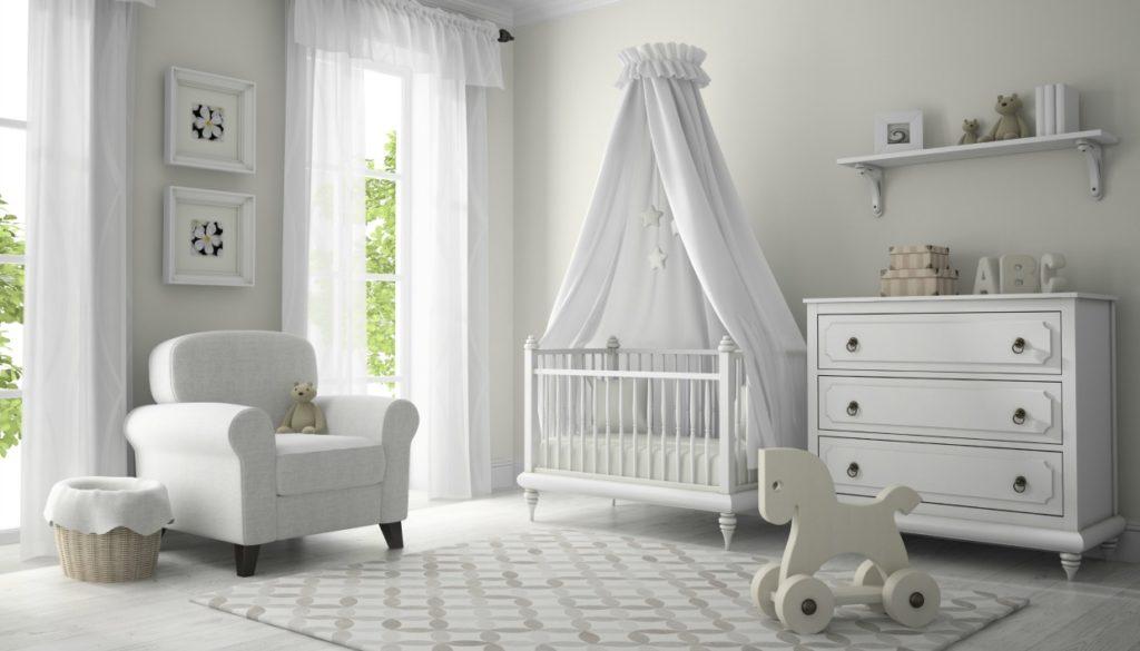 746027d57fd 8 Ιδέες Διακόσμησης για το πιο Όμορφο Βρεφικό Υπνοδωμάτιο