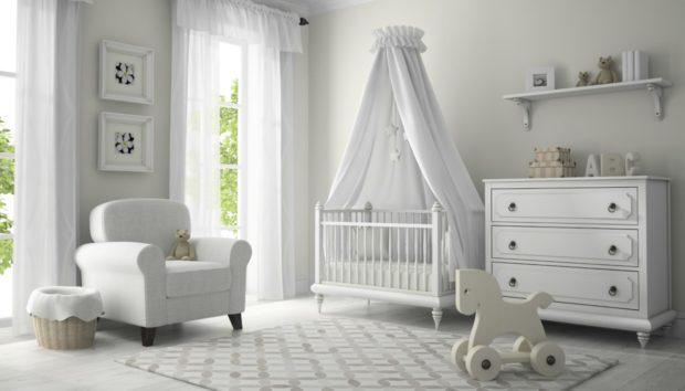 8 Ιδέες Διακόσμησης για το πιο Όμορφο Βρεφικό Υπνοδωμάτιο