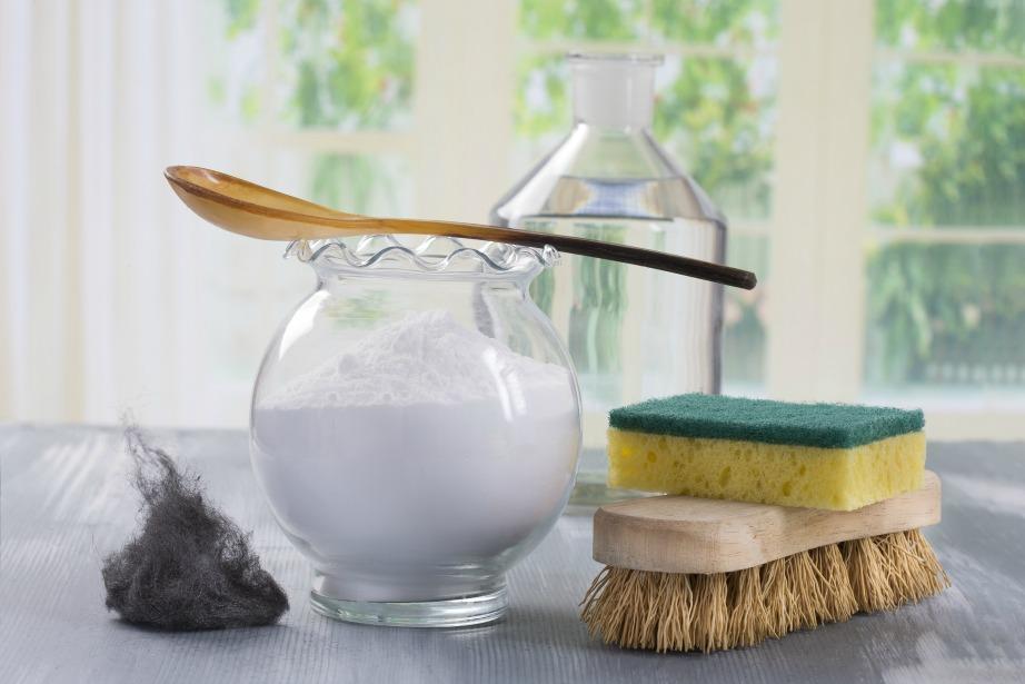 Η σόδα σε συνδυασμό με το βορικό οξύ θα κάνουν το σπίτι σας να λάμπει!