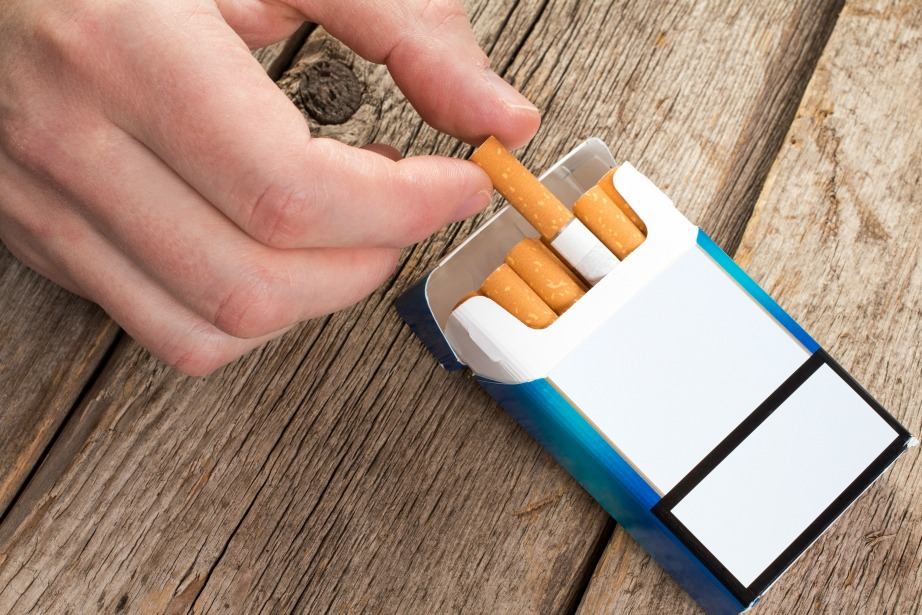 Τα πακέτο των τσιγάρων είναι και αυτό μια έξυπνη κρυψώνα τουλάχιστον για τα χρήματα.