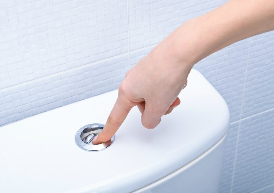 Αντικαταστήστε το πόσιμο νερό στο καζανάκι με νερό βροχής.