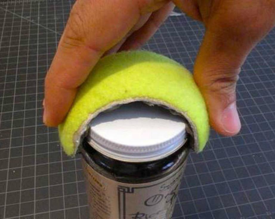 Ανοίξτε βαζάκια μαρμελάδας εύκολα και γρήγορα.