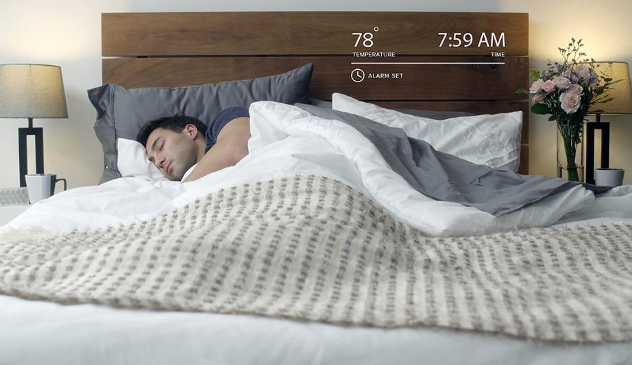 Ανακαλύψτε το στρώμα που θα σας βοηθάει να κοιμάστε καλύτερα.