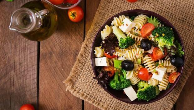 Ζυμαρικά: Κάντε τα Σαλάτα με 5 Διαφορετικούς Τρόπους!
