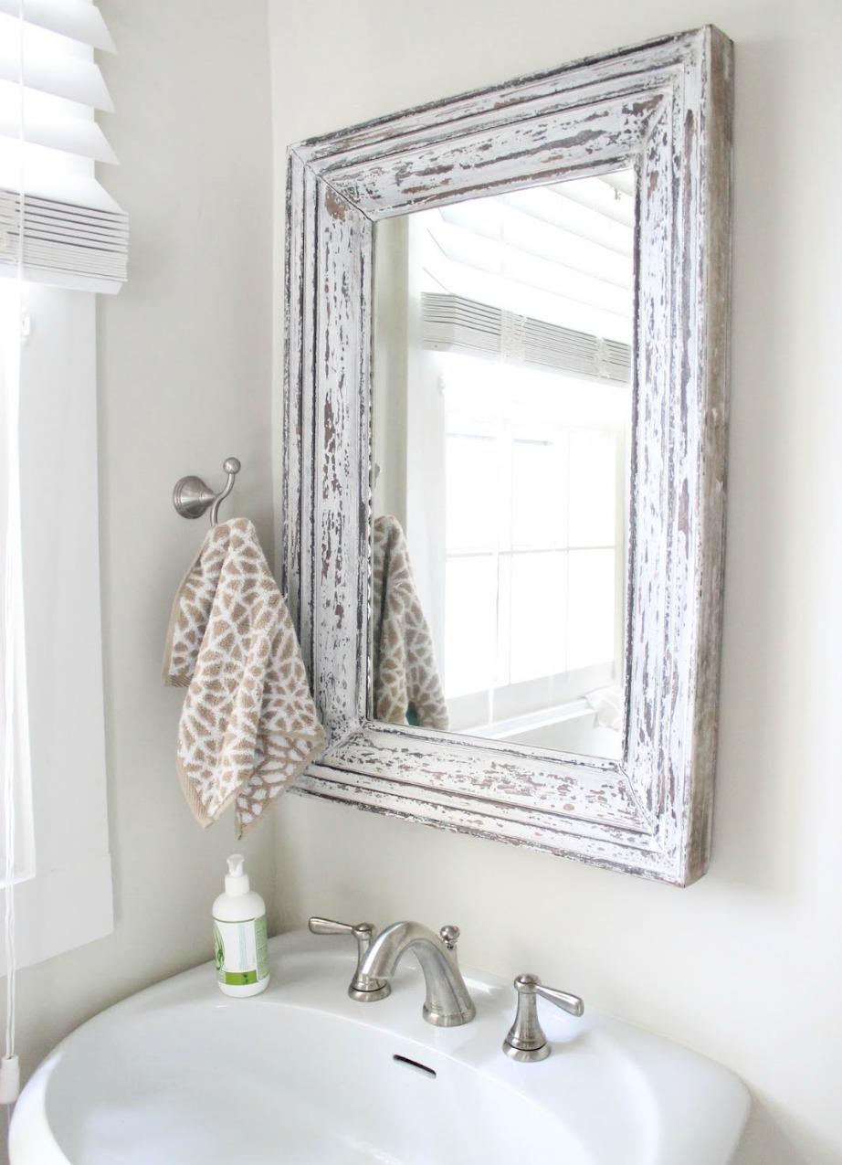 Οι vintage καθρέφτες είναι must!