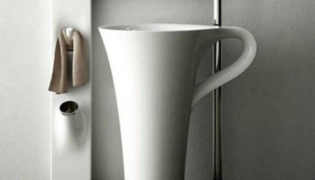 10 Ασυνήθιστοι και Πολύ Ιδιαίτεροι Νιπτήρες Μπάνιου