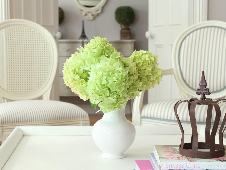 Οι Γλαλίδες νοικοκυρές λατρεύουν τα φρέσκα λουλούδια μέσα στο σπίτι τους. Πρόκειται για μια μικρή πολυτέλεια στην οποία δεν συμβιβάζονται.