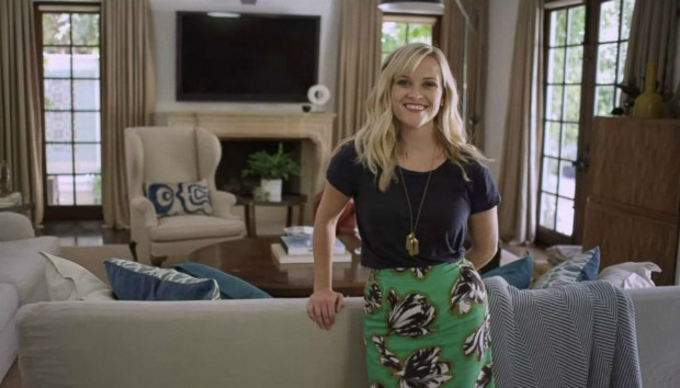 To «Παλάτι» της Reese Witherspoon στην Καλιφόρνια Είναι Εντυπωσιακό!