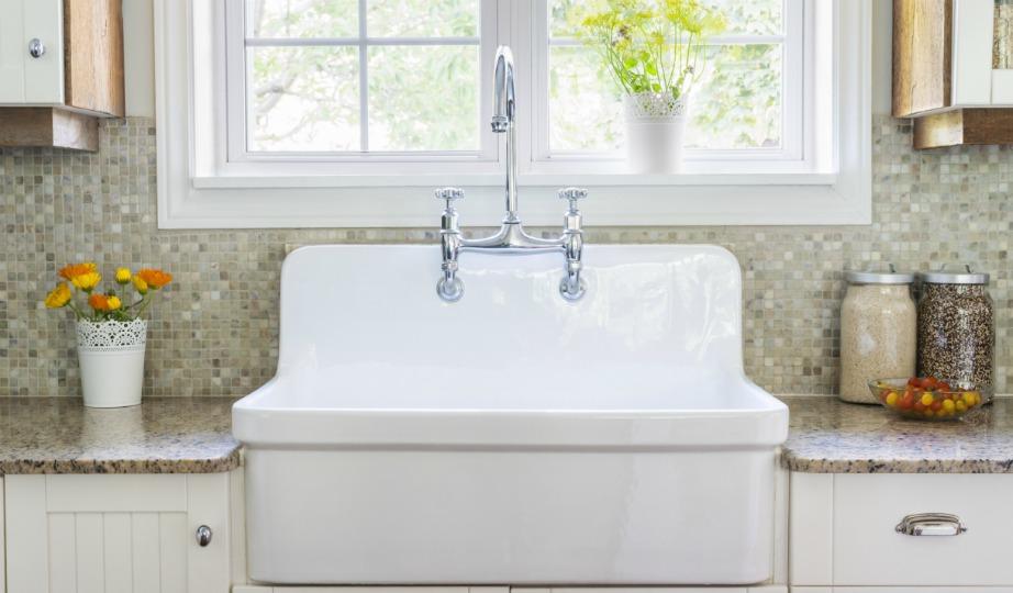 Με απλά υλικά από την κουζίνα ο νεροχύτης σας θα ξεβουλώσει και θα γίνει σαν καινούριος.