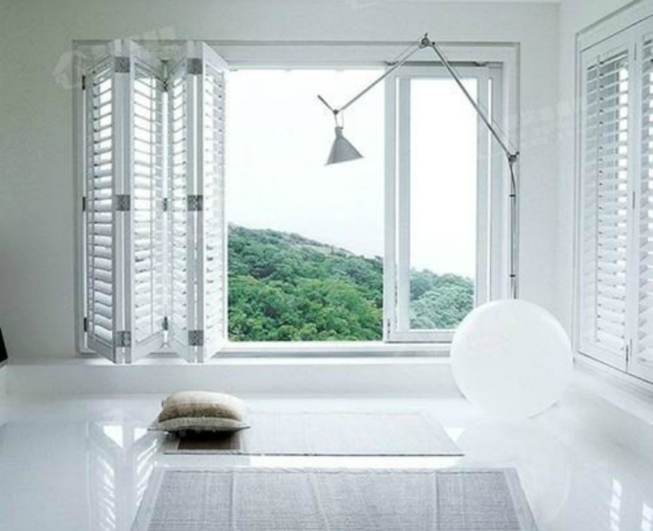 Οι περσίδες είναι ακόμα μια ωραία ιδέα για να αναβαθμίσετε τα παράθυρά σας.