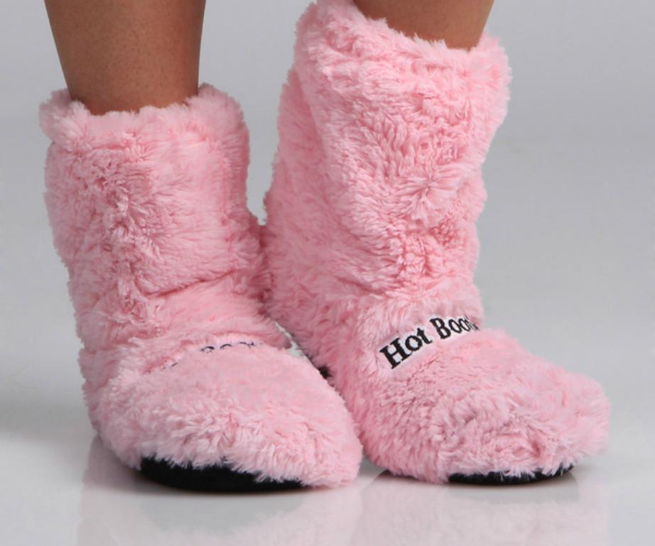 Αυτές οι μπότες θα κρατήσουν ζεστά τα πόδια σας για τουλάχιστον μια ώρα.