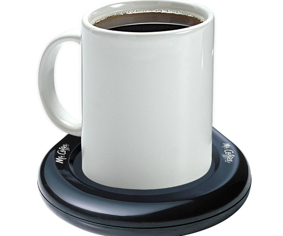 Με τον Mr. Coffee δεν θα χρειαστεί να ξαναπιείτε ζεστό καφέ που έχει κρυώσει.