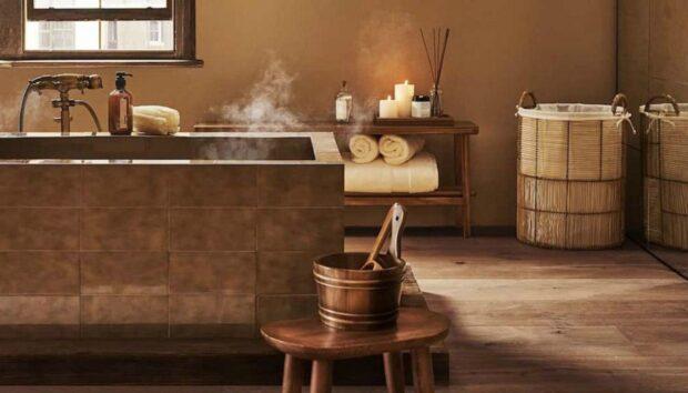 Η Hot Τάση για το Μπάνιο που θα Βλέπετε Παντού το 2021 -Έτσι θα Θυμίζει Spa