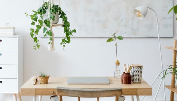 Ladder desk: Αυτό το Μοντέρνο και Οικονομικό Γραφείο είναι Ιδανικό Ακόμη και για τους πιο Μικρούς Χώρους