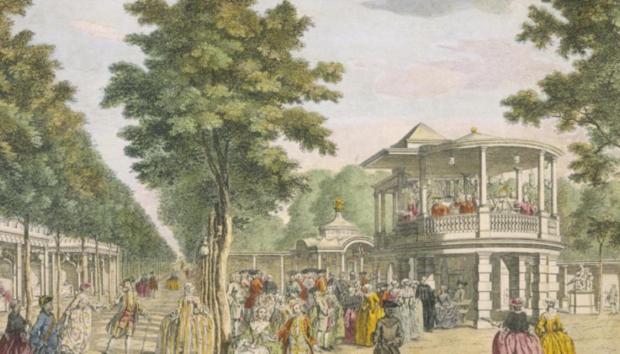 Η Αληθινή Ιστορία των «Κήπων Αναψυχής» του Λονδίνου -Εκεί Όπου Γυρίστηκε το Bridgerton