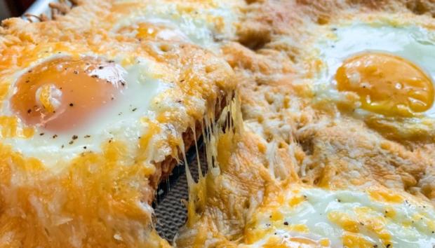 Egg Toast στον Φούρνο! Το Τέλειο Πρωινό