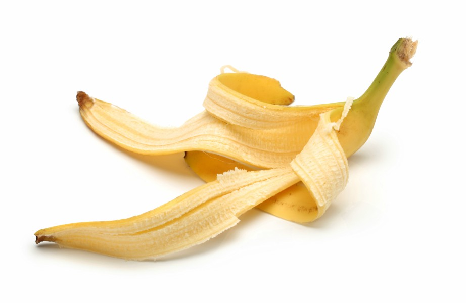 φλούδα μπανάνας