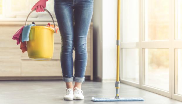 10 Απλά TipsΚαθαρισμού ΜΟΝΟ για Τεμπέλες (VIDEO)