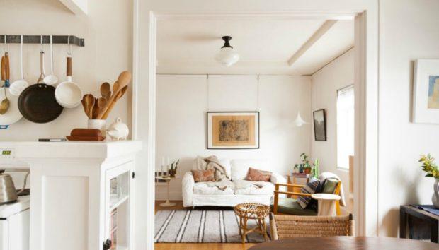Ένα Μοντέρνο Διαμέρισμα 59 τμ θα σας Δώσει Υπέροχες Ιδέες Διακόσμησης!