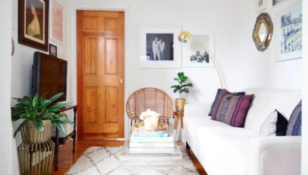 Ένα Μικρό Αλλά Στιλάτο Διαμέρισμα 35 τμ που Πρέπει να Δείτε!