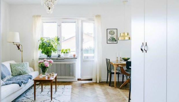 Ένα Μικρό Διαμέρισμα σαν το Δικό σας που θα σας Εμπνεύσει!