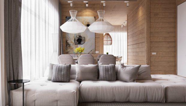 Ένα Στιλάτο Διαμέρισμα 100 τμ που θα σας Δώσει Υπέροχες Ιδέες Διακόσμησης!