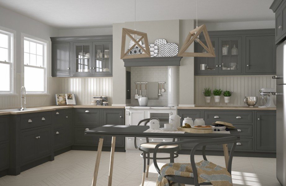 ντουλάπια της κουζίνας