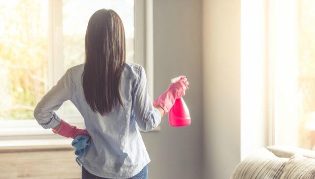 καθαρό σπίτι