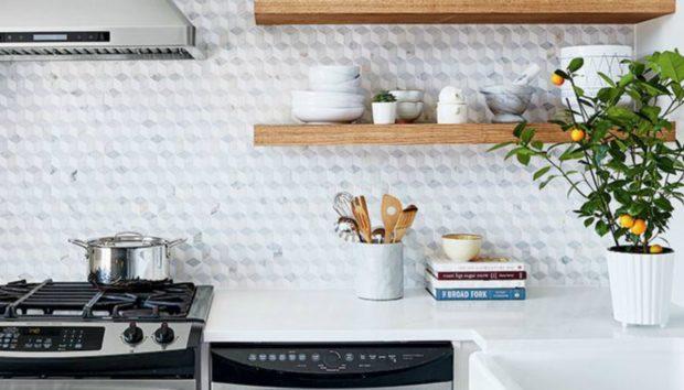 8 Κουζίνες που θα σας Πείσουν να Βάλετε Αυτό το Trend στην Δική σας Κουζίνα!