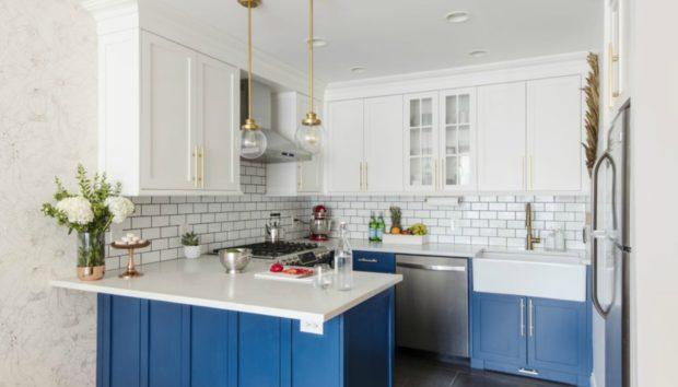 Κάντε την Μικρή σας Κουζίνα να Δείχνει πολύ Μεγαλύτερη με Αυτά τα Tips!