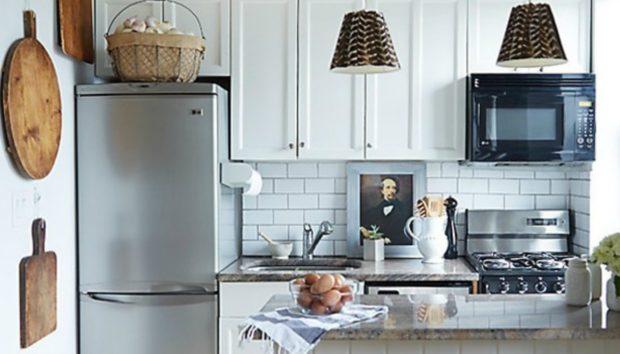 Μικρή Κουζίνα: Δείτε Μερικές Κουζίνες Απίστευτα Στιλάτες για Όλα τα Γούστα!