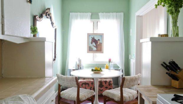 7 Ονειρεμένες Κουζίνες που θα σας Κάνουν να Ξανασκεφτείτε Αυτό το Χρώμα για τη Δική σας!