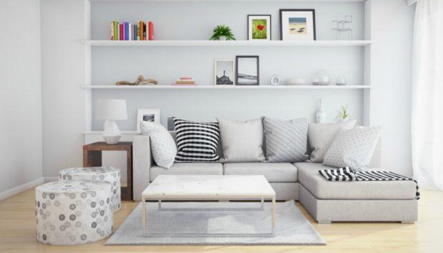 4 Διακοσμητικά Λάθη που Κάνουν το Σπίτι σας να Δείχνει Ακατάστατο!