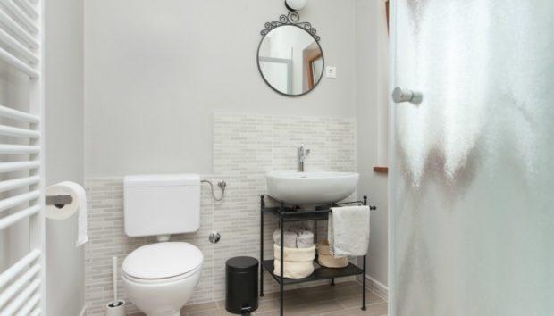 Μπάνιο Χωρίς Παράθυρα; Δείτε τι Πρέπει να Κάνετε για να μη Μυρίζει!