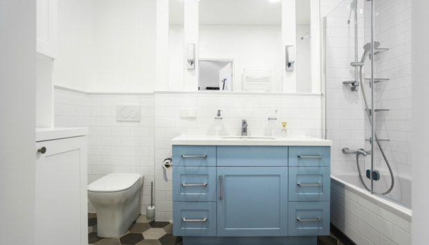 Οι πιο Ιδιαίτερες Ιδέες για να Αλλάξετε Εντελώς το Μικρό σας Μπάνιο!