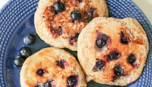 Η πιο Δημοφιλής Συνταγή για Pancakes Αυτή τη Στιγμή στο Pinterest!