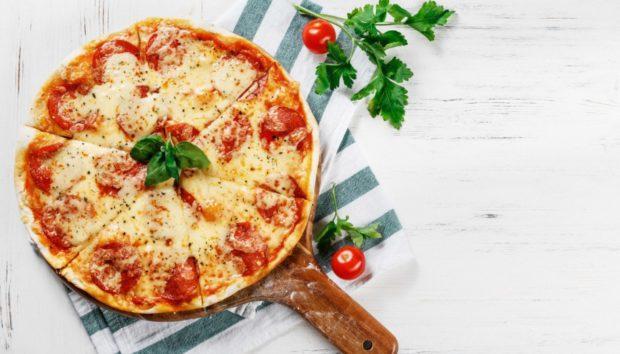 Μια Πίτσα που Πρέπει να Δοκιμάσετε να Φτιάξετε Τώρα!