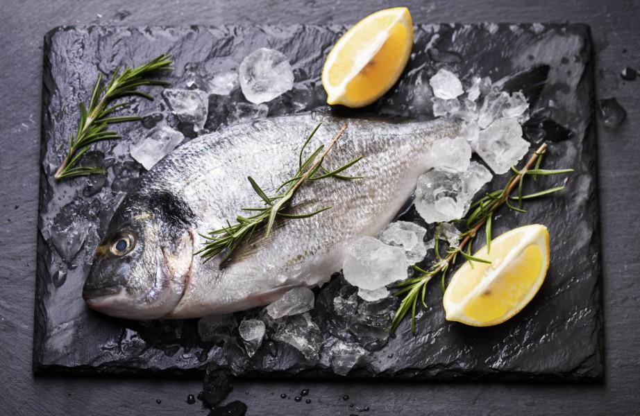 κατεψυγμένα ψάρια