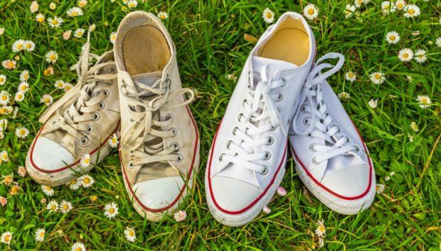 Το Τέλειο Κόλπο για να Μοσχοβολάνε τα Παπούτσια σας!
