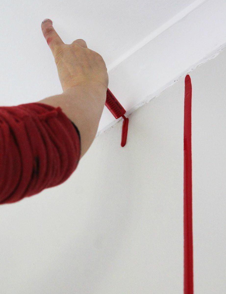 βάψιμο του τοίχου