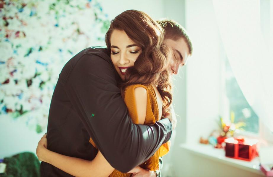 ευτυχισμένα ζευγάρια