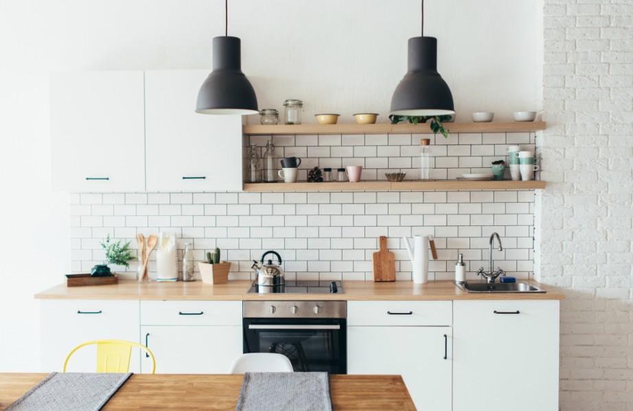 διακόσμηση της κουζίνας