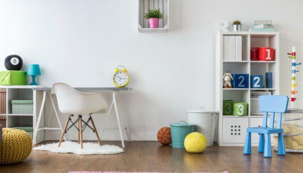 Παιδικό Δωμάτιο: Oι πιο Έξυπνοι Τρόποι για να το Βάλετε σε Τάξη!
