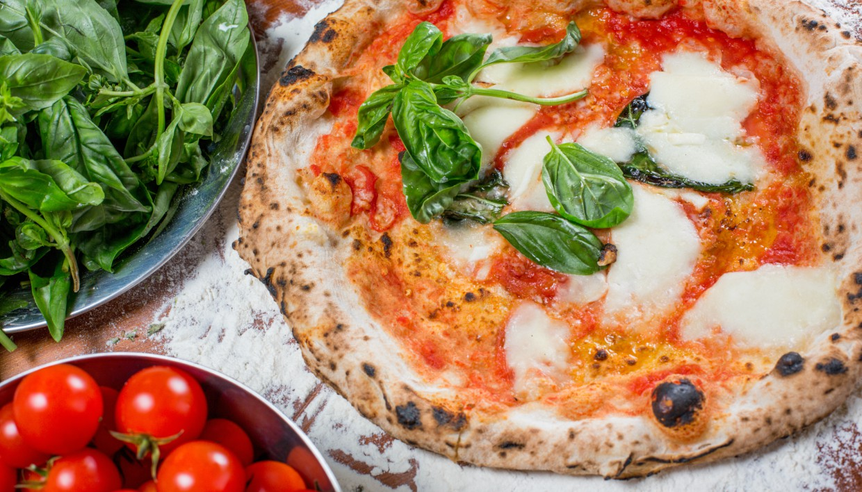 ιταλική πίτσα