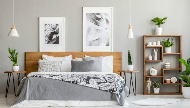 Υπνοδωμάτιο: Αυτά Είναι τα Χρώματα που θα σας Βοηθήσουν να Χαλαρώνετε Μέσα σε Αυτό!