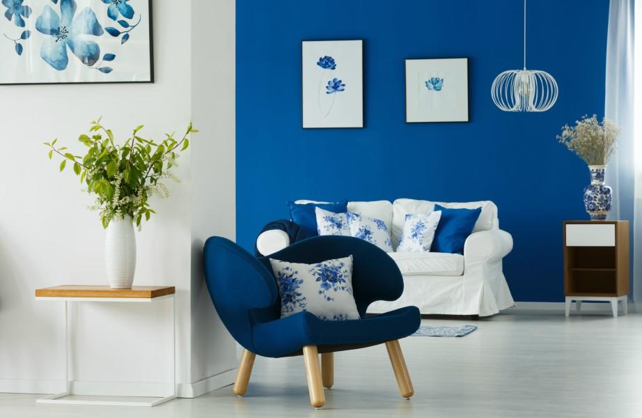 Αυτά Είναι τα 4 Χρώματα που θα Κάνουν το Μικρό σας Διαμέρισμα να Δείχνει Μεγάλο!