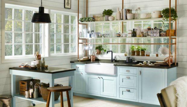 14 Εκπληκτικές Κουζίνες που θα σας Φτιάξουν τη Μέρα!